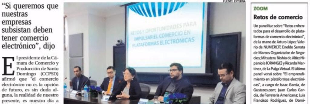 RETOS Y OPORTUNIDADES PARA IMPULSAR EL COMERCIO EN PLATAFORMAS ELECTRÓNICAS