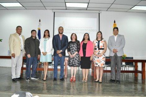 Exponentes Congreso de Mercadeo Hotelero PUCMM 2017