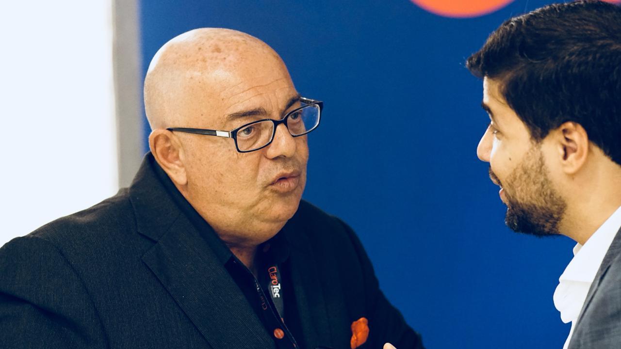 Vito Di Bari voluntad política hacia el futuro