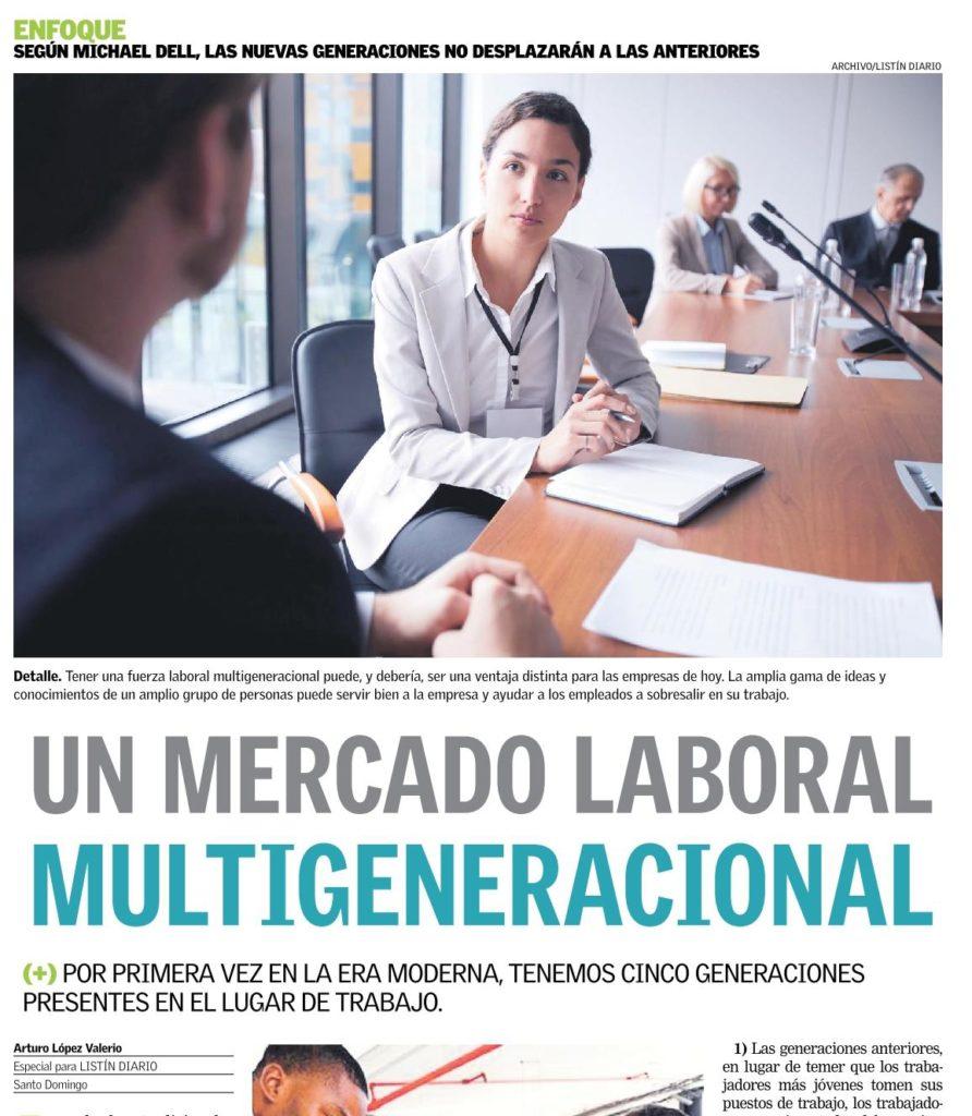 Un mercado laboral multigeneracional