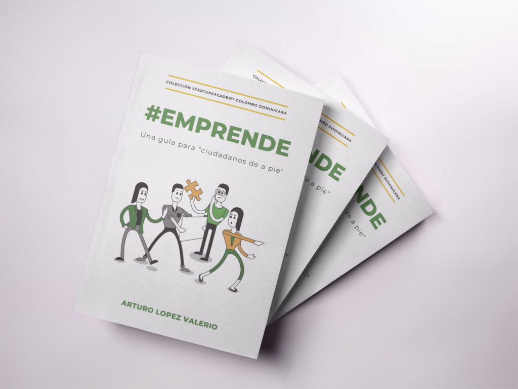 #Emprende una guía para ciudadanos de a pie