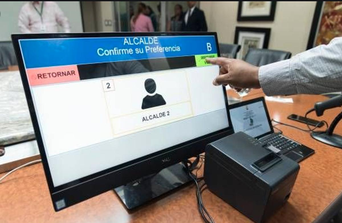 ¿Qué falló en el sistema de voto automatizado?