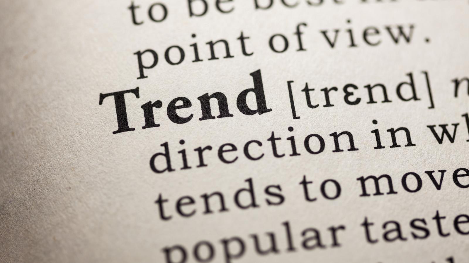Cuatro tendencias para considerar en el 2021