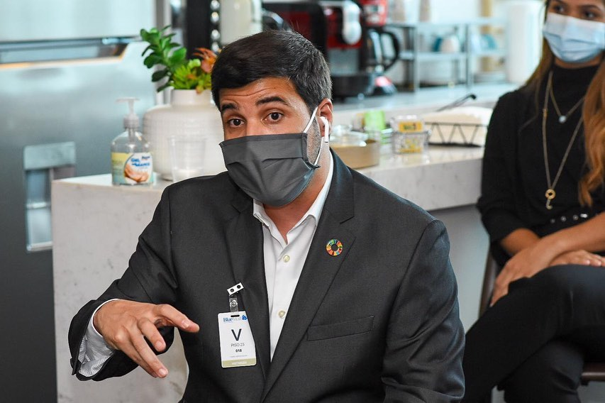 Arturo López Valerio, el asesor en materia de tecnología y emprendimiento del congresista